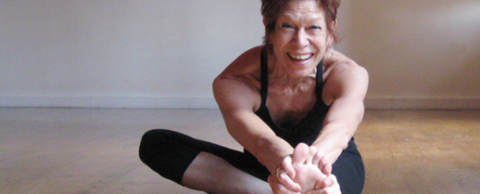 Yoga instructor Tari Prinster is a seven-year cancer survivor