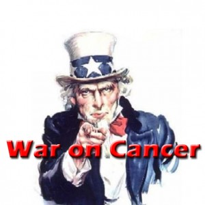 The war on cancer